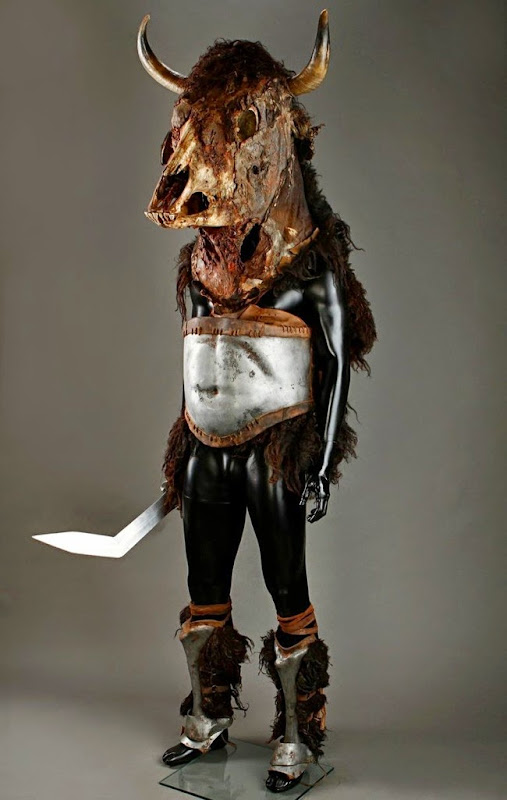Gladiator Minotaur movie costume