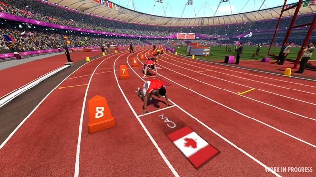 London 2012 The Official Video Game of the Olympic Games PC Full Español Descargar