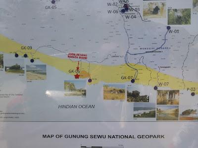 Puluhan Destinasi Menarik di Geopark Gunung Sewe