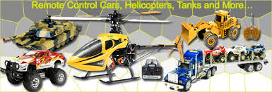 RC World UK - RC Toys & Gadgets