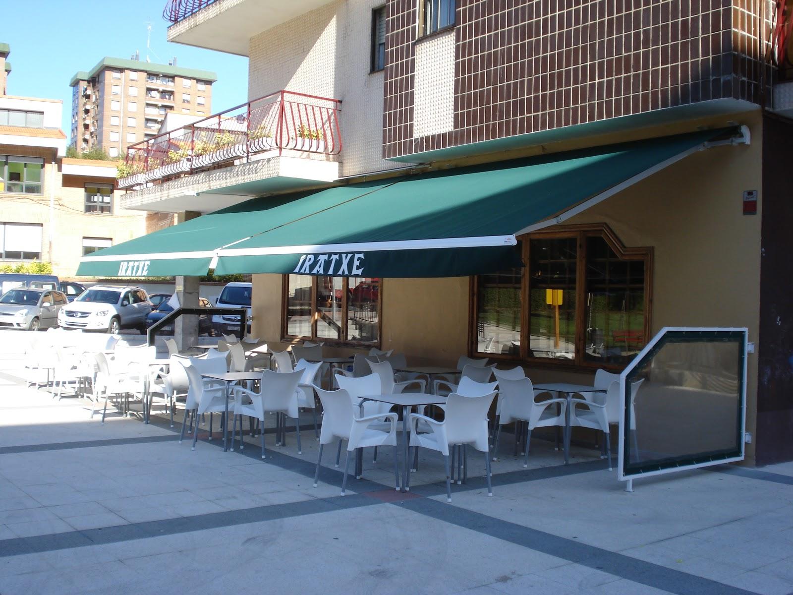 Toldos terraza precios affordable cofre de brazos for Precios de toldos para terrazas