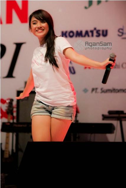 Foto Nabilah JKT48 Terbaru Jak-Japan Matsuri