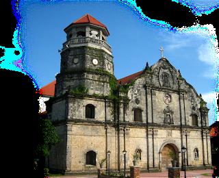 Sta. Monica Church Panay Capiz