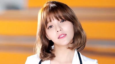 AoA Jimin in Heart Attack MV