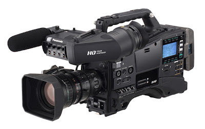 Panasonic AG-HPX600 P2 HD camcorder