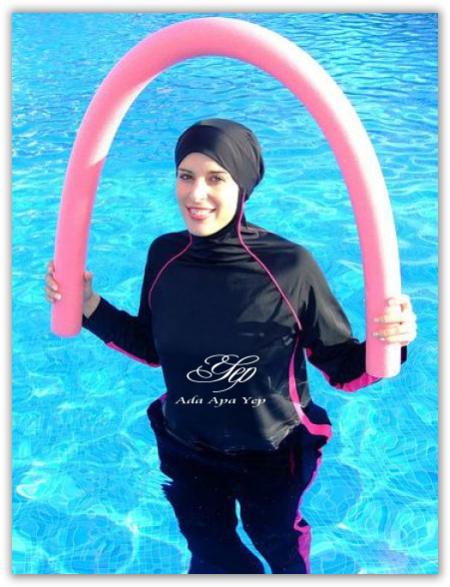 Renang Khusus Untuk Wanita Muslim Artikel Tentang Pakaian Muslim Keke