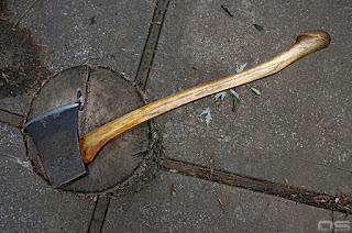 NE Old Yank vintage axe