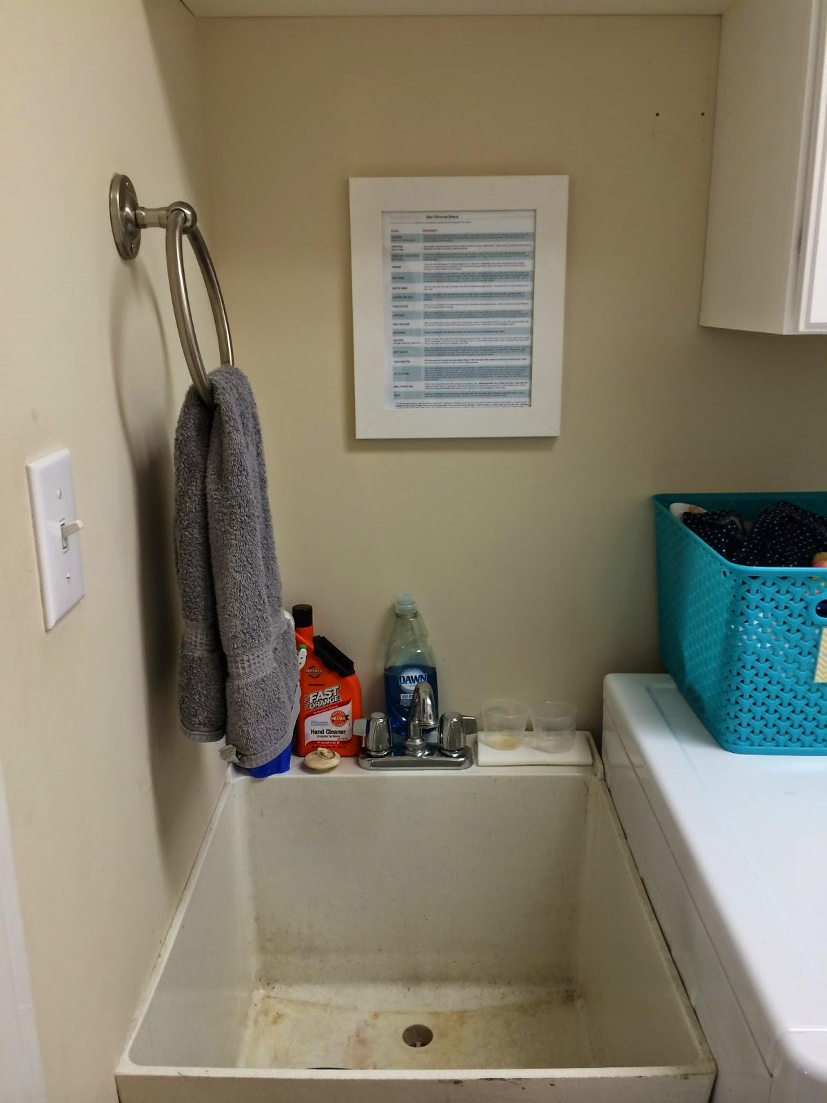 Martha Stewart Laundry Cabinet Upside Of Chaos The Laundry Room Organized