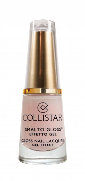 Easy make up  Collistar  smalto gloss effetto gel  ~ Quarto Rosa Gloss