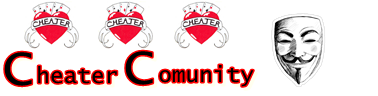 Forum Resmi Cheater Comunity