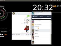 Install Line Messenger di Ubuntu