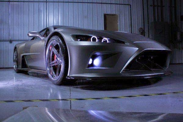 New 2014 Falcon F7 Concept Review