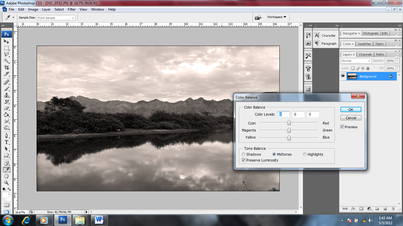 Cached Online photo editor to increase brightness contrast