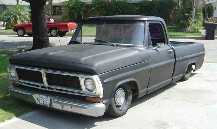 1972 Ford F100 For Sale!