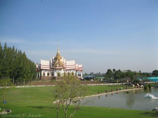 Wat Promraungsri in Thailand