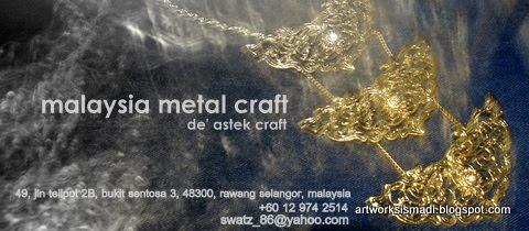 malaysia metal craft