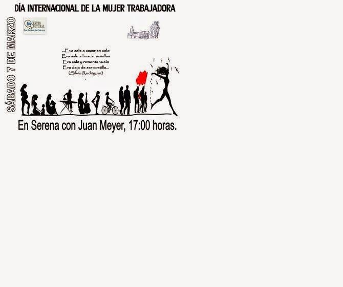 LA GRANJA: DIA INTERNACIONAL DE LA MUJER TRABAJADORA