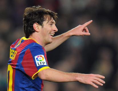 Biodata Lengkap Lionel Messi