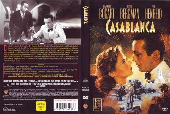a review of casablanca a film by michaela curtiz Michael curtiz: a life in film: alan k rode: 9780813173917: books - amazonca   michael curtiz (1886--1962) -- whose best-known films include casablanca ( 1942),  review a superbly researched, highly compelling account of one of.