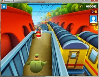Subway Surfers PC - Allgames2k