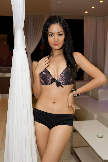 Foto Hot Sexy Maria Selena Miss Indonesia