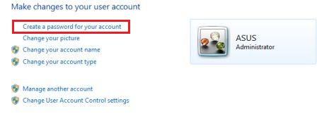Cara memberi dan mengaktifkan password administrator windows 7