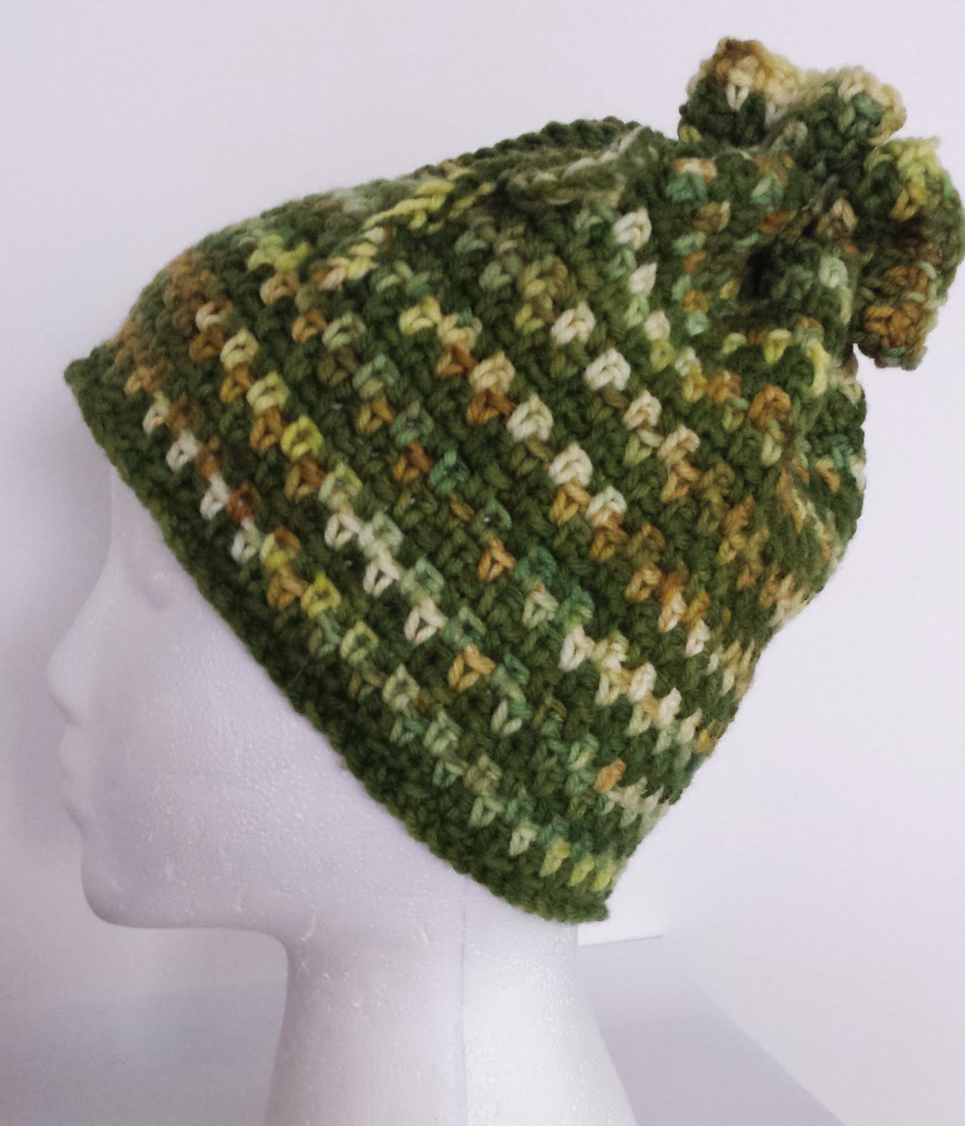 Fresh Greens Hat/Cowl