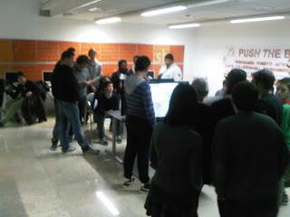 area Videogames Mestre Comics 2011 Centro Culturale Candiani