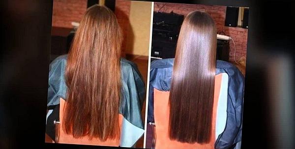 Queratina para el pelo