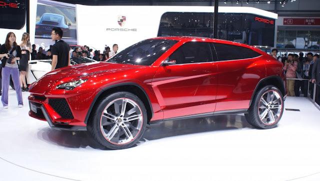 Jenis SUV 4