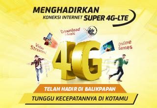 Jaringan 4G-LTE