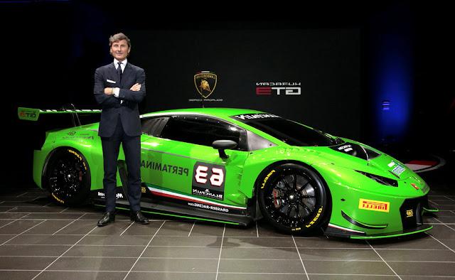 2015 Lamborghini Huracan GT3 S  Wallpaper