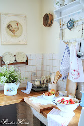 My country kitchen...
