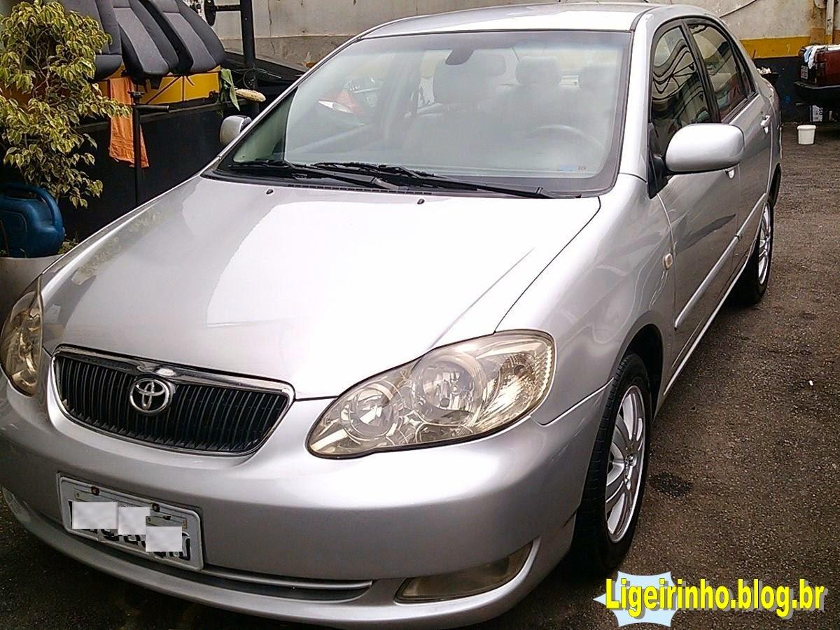 Toyota Corolla um sonho meu meu