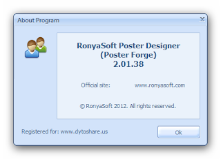 Snap 2012.05.21 07h57m37s 002 About+Program RonyaSoft Poster Designer v2.01.38 Full
