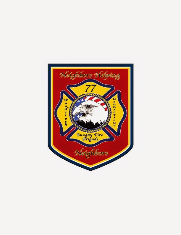 Fire Department Patch Design