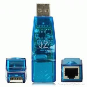 Converter LAN USB