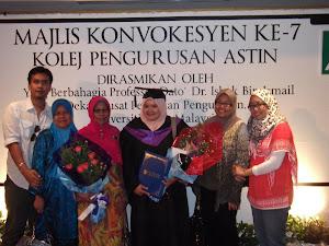My Diploma Convo ASTIN