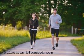 Manfaat Jogging Pagi