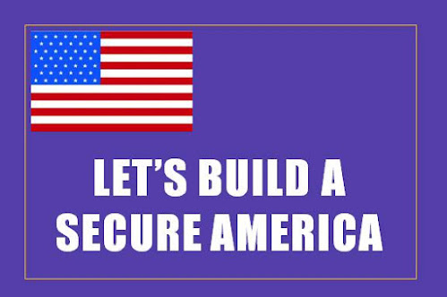 Let's build a secure America