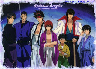 Anime Samurai X (Rurouni Kenshin) Full Episode (1-95,MKV-480p) Subtitle Indonesia