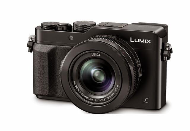 Fotografia della Panasonic LX100
