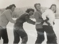 The Girls - Muskoka 1943