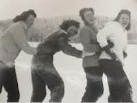 The Girls - Muskoka 1943
