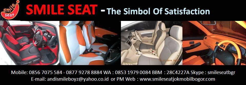 SMILESeat - Jok Mobil Car Interior Bogor, jok mobil,jok mobil mbtech, gambar jok mobil, harga