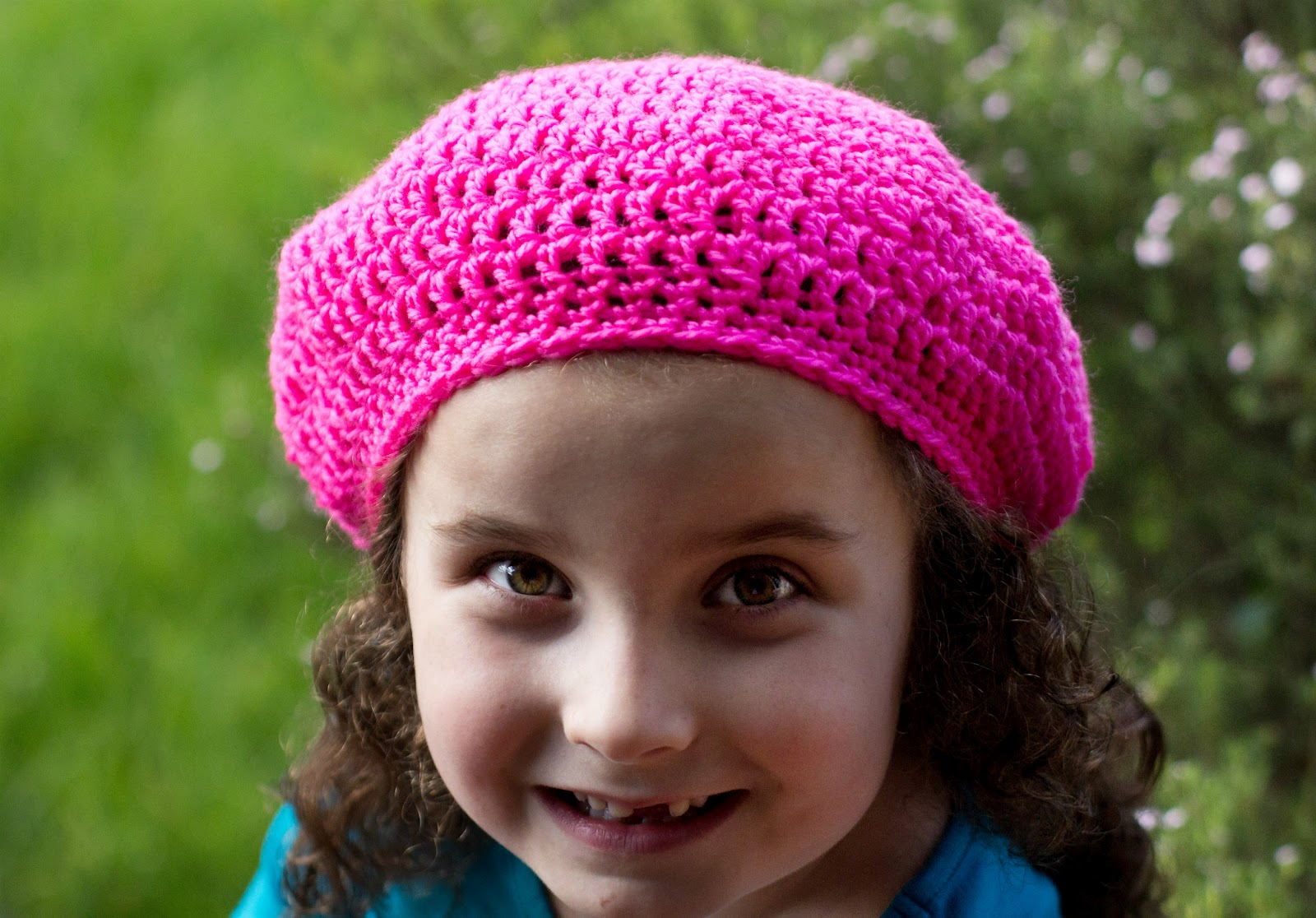 Crochet Beanie Pattern Basic : Hopeful Honey Craft, Crochet, Create: Back to Basics ...