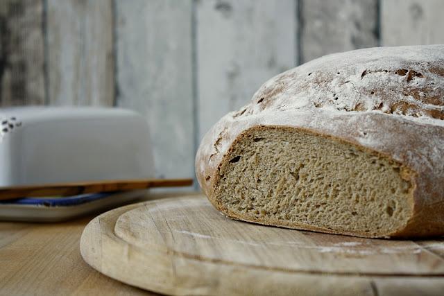 Piwny chleb pszenno - żytni