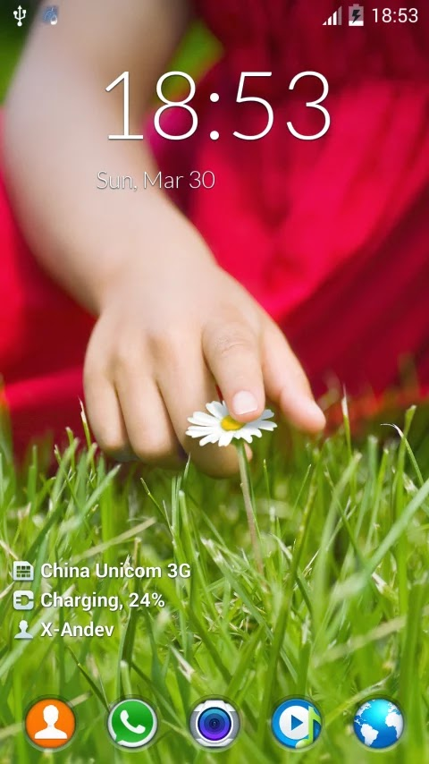 LG Optimus Lockscreen v3.2.4 [Ad-Free]