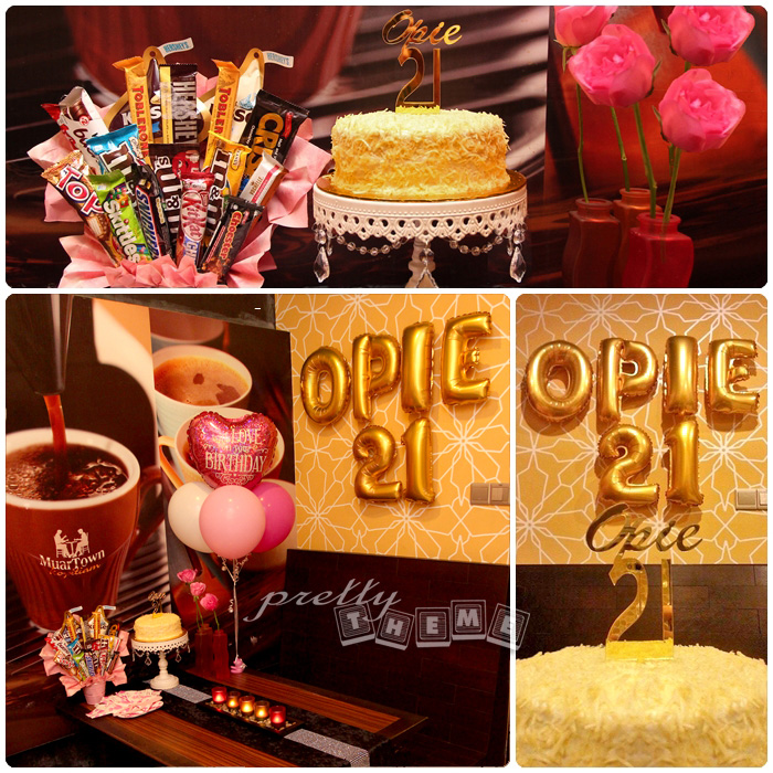 Birthday Party Decoration Johor Bahru Image Inspiration of Cake