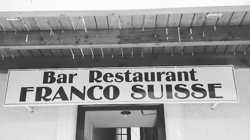 Le Franco-Suisse - Restaurant à Troinex